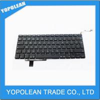 apple keyboard uk - New A1297 UK Keyboard For Apple Macbook Pro UK English Keyboard Replacement Year
