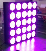 Wholesale Led Dj Lights with beam effect China Stage Led Lighting x10w Led Matrix Light blinder light