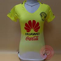 Wholesale lady Soccer women Jerseys Mexico Club America Soccer Jerseys Away Red MICKY O PERALTA SAMBUEZA D BENEDETTO chivas football shirts