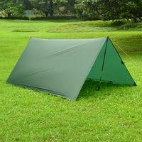 beach sun shelter - F ul Gear Ultralight Sun Shelter Beach Tent Pergola Awning Canopy D Nylon Silicone Tarp Camping Sunshelter Only g