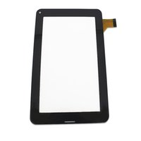 tablet parts - 7 inch Black Tablet Touch Screen Digitizer Glass Replacement Parts for V Narrow V And V SPR