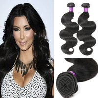 african american natural hair products - Belle Queen Hair Products Brazilian Virgin Hair Body Wave Bundles Real Virgin Brazilian Human Hair Extension African American Human Hair