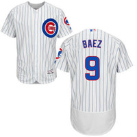 Wholesale 2016 World Series patch Mens Cubs Chapman Javier Baez Kris Bryant Rizzo Lester Russell Chicago Baseball Jerseys Stitched