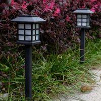 Wholesale Solar Power Lamp LED Light Yard Lawn Light Party Path Outdoor Solar Light Garden Lamp