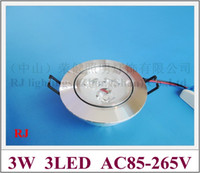aluminum blades ceiling - super quality for project use high power LED ceiling light lamp W LED spot light with blade radiator AC85 V year warranty