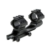 Wholesale Hunting Scope Mount mm mm Dual Ring Cantilever mm Rail Mount Hunting Equipment Scope Component Accessory