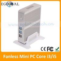 cheap mini computer - Cheap Small TV Box Haswell Intel Nuc i3 U Mini PC Windows HTPC Fanless Mini Computer Windows Linux Micro MiniPC