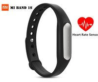 Wholesale Large in Stock Original Xiaomi Mi Band S Smart Wristbands Miband Bracelet For Android iOS Heart Rate Monitor Fitness