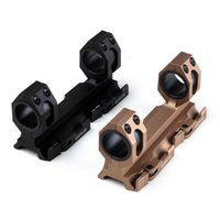 Wholesale JouFou Hunting Accessories Rock Solid Tactical Scope mm mm weaver picatinny Rings QD rail mounts With Quick Detach Auto Lock System