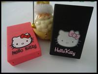 Wholesale Holds Cigarettes Hello Kitty lovery Silicone cigarette case fashion cover elastic rubber portable women cigarette box sleeve