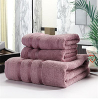 bamboo hooded towel - NEW Hot High quality New style Bamboo fiber Piece Bath Towel Set Bath Towel Face towel g