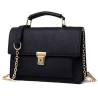 Wholesale Hot Fashion Women Handbag PU Shoulder Messenger Bag Women Satchel Tote Purse Bag