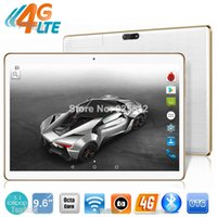 Wholesale Hot New inch G G Lte Octa Core Tablet PC G RAM G ROM Android Dual SIM Card IPS GPS Tablets Gifts