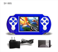 best portable color tv - Freeshipping best price New inch color Touch screen portable handheld game player TV out Christmas gift for kids children
