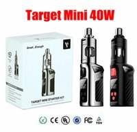 Wholesale Cheapest Battery Mods - 100% Authetnic Vaporesso Target Mini 40W Kit with 2ml Guardian cCell Tank and 40W Mini Mod 1400mah Built-in Battery pro cheap ecig kit