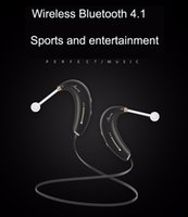 Cheap 2016 newest Aminy In-Ear Invisible Wireless Bluetooth Ear Protection Headphone Sports Earphone Super Bass Stereo Headset