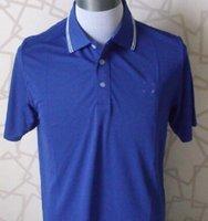 brand golf shirt - 2016 summer Men s casual T shirt mens sport quick dry T shirt short sleeved golf shirt men brand fashion shirt plus M XXL