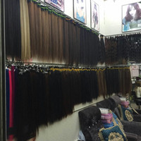 Wholesale China woman Straight Hair Natural hair Weave Non trace piece The connection