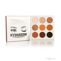 Wholesale NEW Kylie Cosmetics Jenner Kyshadow Kit Eyeshadow Palette Bronze Preorder Colors by from kingsale