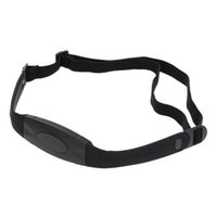 Wholesale Silica Gel Sports Fitness Strap Wireless Elastic Chest Belt Strap Heart Rate Monitor for Iphone S S Android