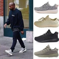 Wholesale Kanye West shoes Y Boost sports shoes Light Runing Sneakers men shoes women fashion Shoes good quality all size