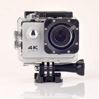 Wholesale Diving camera Action Camera K F60 WiFi fps Sport extreme Diving Helmet mini Cam M Waterproof go pro camera waterproof