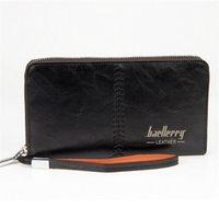 Wholesale Cheap Purses Handbags Sale - Cheap Hot sale Leather men's Long Wallet Men Pockets Card Clutch Handbags Zipper Purse Coin Holder