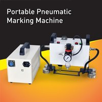 Wholesale Industry Portable Metal Marking Machine Pin Stamp Device Create deep clear mark on metal workpiece Easy move and operate