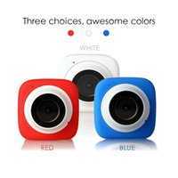 Wholesale 2017 hot Wireless selfie camera sport DV driving grapher TF G BLUE Wireless selfie camera sport DV Colors Blue Red White