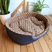 Wholesale Actionclub New Pet Mat Puppy Dog Mat Dog House Hot Sales Pet Products House Pet Beds Brand Dog House Animal Product HP124
