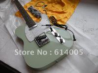 Wholesale High Quality Light green tele guitar telecaster standard Electric guitar