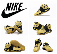 dyed fabric - Nike Kyrie ASG Men Basketball Shoes original Quality Kyrie irving Tie Dye All Star Sports Sneakers Size