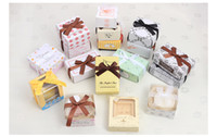 Wholesale 2016 Styles New Mini Soap Creative Soap Creative Cute Mini Gift Wedding Party Favors Owl Soap Gifts