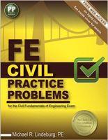 Wholesale 2016 NEW FE Civil Practice Problem