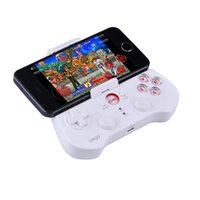 Wholesale IPEGA PG S Wireless Bluetooth Gamepad Game Controller with Stand for Android iOS Smartphone Tablet Smart TV Set Top Box