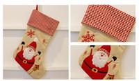Wholesale Christmas ornaments Christmas gift bags Christmas stockings children socks and oversized bags gift home mall
