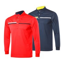 Wholesale New fashionable brand Golf T shirt TIT Long sleeve sport wear colors S XXL size for Golf clothing