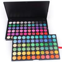 Wholesale 120 Full Color Eyeshadow Palette Eye Shadow Makeup set Hot Selling Womens Brand Eyeshadow