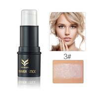 Wholesale 2016 USA Beauty Makeup Highlighter makeup Stick All Over Face Bronzers Shimmer Highlighting Powder Creamy Texture Waterproof UK ES Hot Sale