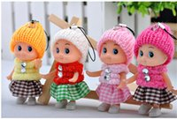 baby doll toy for boys - 1PCS NEW Kids Toys Soft Interactive Baby Dolls Toy Mini Doll For girls and boys Dolls gifts
