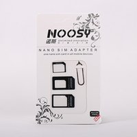 apple trays - EUB IN1 SIM card adapter for Nano micro standard sim card use for iPhone G G S