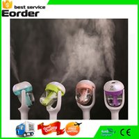 appliances sprays - Aroma Humidifier Car V Air Purifier Aroma Diffuser Essential Aromatherapy Mist Maker Aromatherapy Diffuser Home Appliances