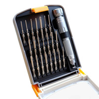 Wholesale High Quality in Magnetic Precision Screwdriver Set S2 Alloy Steel Repair Tool Kit For Phones Computer Electronics
