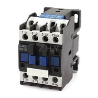 air conditioning contactor - CJX2 Air Condition General Purpose V Coil A P NO AC Contactor
