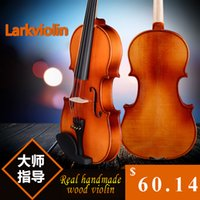 Wholesale Professional handmade solid wood violin full blv1111