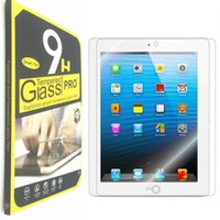 Wholesale NEWEST Screen Protector For iPad Mini4 PRO inch Shatterproof Anti Scratch HD Clear iPad Mini Air Tempered Glass With Retail Package