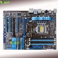 Wholesale Second Hand For Asus P8P67 LE P67 Desktop Motherboard For intel LGA DDR3 ATX On Sale