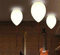 Wholesale Hot Designer Ceiling Light Ballon Ceiling Lamp LED Bulb Children s Bedroom Light Fixtures Modern Decoration Lamp