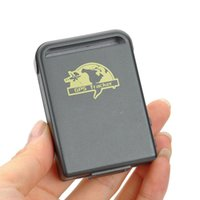 Wholesale RealTime GPS Tracker GSM GPRS System Sim Card Vehicle Tracking Device TK102 Mini Spy for kids Cars Track Real Time
