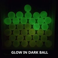 beer pong balls - Free of shipping Pk mm Glow In Dark Beer Pong Balls Party Fun Glowing Game Ball